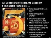 Herding Cats: Evidence of 5 Immutable Principles of Project Success | Project Management | Scoop.it