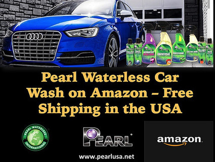 Free Shipping in the USA - Waterless Car Wash | Waterless Car Wash | Scoop.it