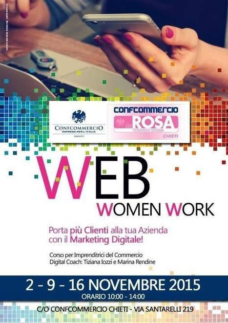 Web Women Work   Comunicare fa Rima con Amare   Scoop.it
