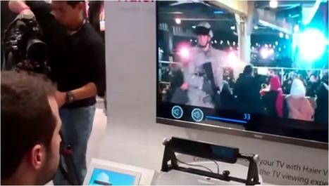 Los «gadgets» más sorprendentes del CES 2013 | ibool Tendencias | Scoop.it