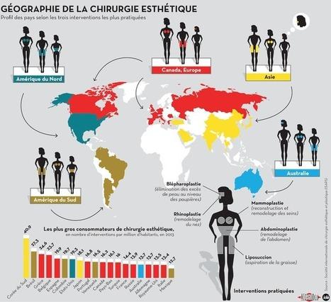 Canons géographiques | Géographie au lycée | Scoop.it