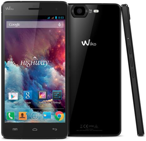 Wiko Highway : un smartphone chinois haut de gamme - Clubic | iphone 6 | Scoop.it