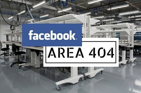 Facebook a lancé l'Area 404, mais c'est quoi en fait ? | Thoughts and facts about [social] media | Scoop.it