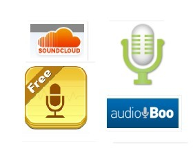 Free Technology for Teachers: 6 Apps Students Can Use to Create Quick Audio Recordings | EduRevolutia -Tools | Scoop.it