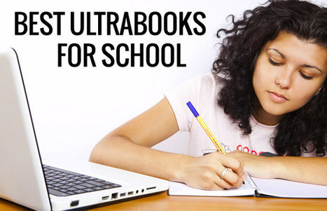 Top ultrabooks for college students and school -   Ultrabook   Scoop.it