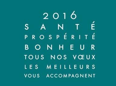 Les voeux de fin d'année pour réseauter | Réseauter | Scoop.it