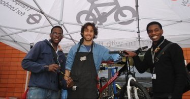 London Cycling Campaign visits College | Active Commuting | Scoop.it