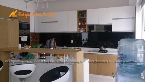 Dự án tủ bếp anh NGUYÊN - quận 9 DATB17. | Tủ bếp, Bếp An Khang tạo dấu ấn cho ngôi nhà VIỆT 0839798355 | Scoop.it