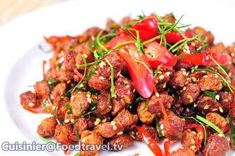 ผัดพริกแกงโปรตีนเกษตร เมนูอาหารเพื่อสุขภาพ   สูตรอาหาร   Daifuku   Scoop.it
