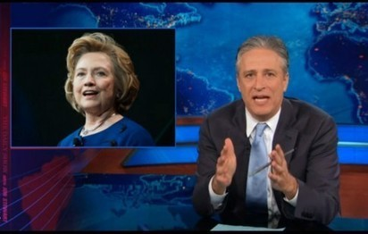 Jon Stewart Highlights The Blatant Sexism In Politics And The Media's Double-Standard | 401 | Scoop.it