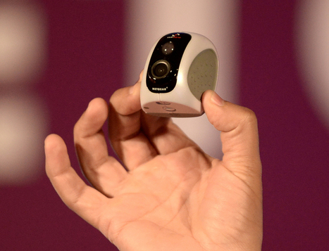 Quirky but useful: 6 interesting gadgets unveiled at the CES gadget show   Gizmos and gadgets   Scoop.it