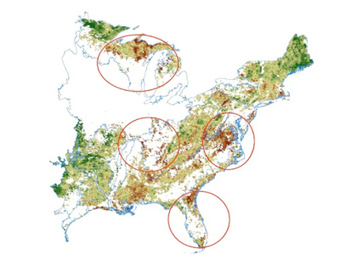 NASA: Forest Canopy in Eastern US Impacted by Warming | Sustain Our Earth | Scoop.it