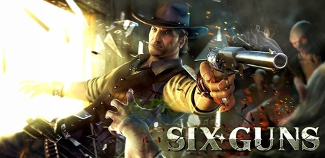 Six-Guns 1.8.1 [Mod Money] APK Free Download - The APK Market | Apk apps | Scoop.it