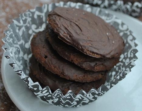 Vegan Thin Mint Cookies   Vegan & Vegetarian   Scoop.it