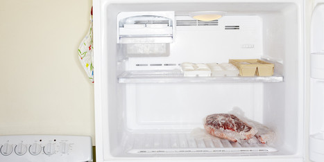 Freezer Tips: How To Stop Chucking Your Frozen Foods - Huffington Post Canada | Food Storage | Scoop.it