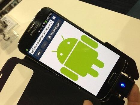 Pendant 10 ans, les brevets de Samsung seront aussi à Google | Google (For school) | Scoop.it