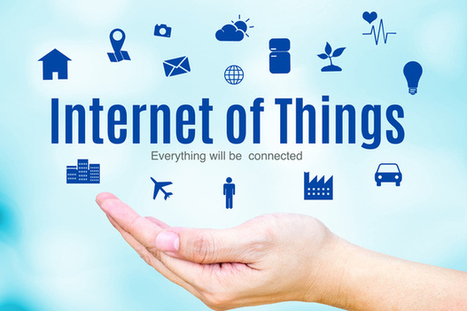 How the internet of things is revolutionizing retail | CIM Academy Digital Marketing | Scoop.it