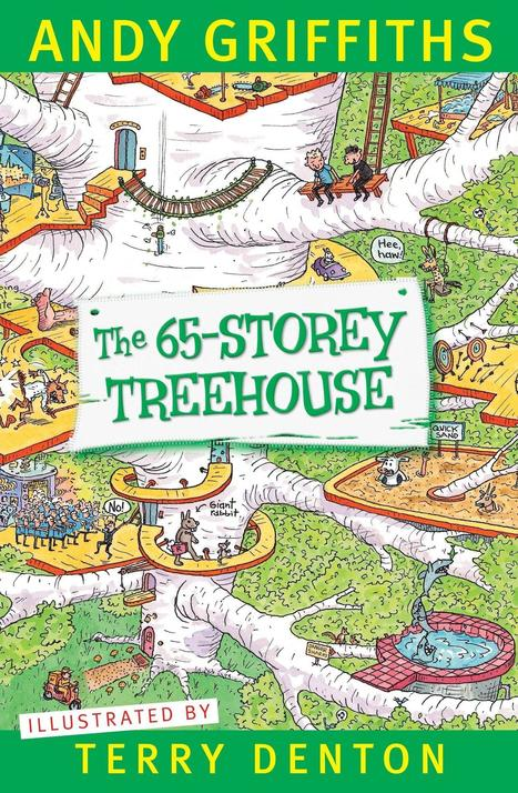 The 65-Storey Treehouse by Andy Griffiths, Terry Denton | Read all about it | Scoop.it
