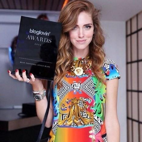 "Award Winning ""Blonde Salad"" Fashion Blogger Chiara Ferragni Welcomed to LA by Vivienne Westwood - Los Angeles Fashion LA Fashion magazine | Best of the Los Angeles Fashion | Scoop.it"