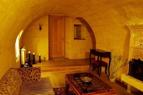 A Gorgeous Cave hotel in Cappadocia | Travel and Travel Tips | Scoop.it