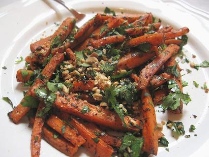 Recipe Report: Glazed Carrot Salad   My Vegan recipes   Scoop.it
