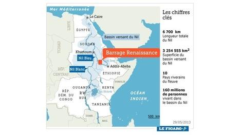 Le Nil, une malédiction ? | Égypt-actus | Scoop.it