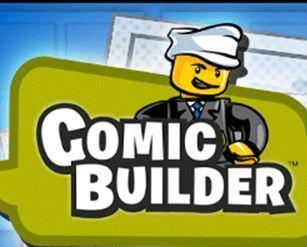 LEGO.com : Comic Builder | Comic Maker, Animated Video Maker, & Storybook Sites | Scoop.it