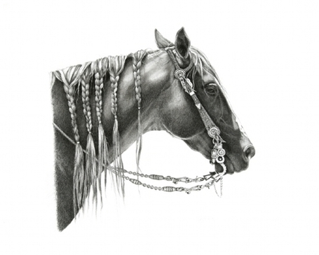 All Gussied Up - Linda Mutti, Artist | Western Lifestyle | Scoop.it