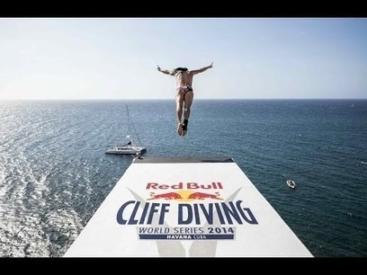 Gearing up for the Red Bull Cliff Diving World Series 2014 | Gold Bars | Scoop.it