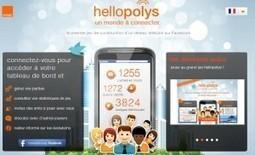 Orange explique ses différents métiers avec le jeu Hellopolys : Veille du Brand Content | hellopolys | Scoop.it