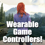 Wearable Gaming Controllers Open Up New Gameplay Possibilities! - Science Fiction | vulbus incognita StarBase (VISB) | Scoop.it