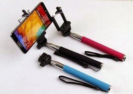 Selfie Stick | Smartphone iPhone Selfie Stick | Hot-Shot Articles .. | Scoop.it
