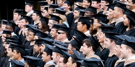 Why It's Harder To Get Into A Top Business School   High achieving college students: career and educational options   Scoop.it