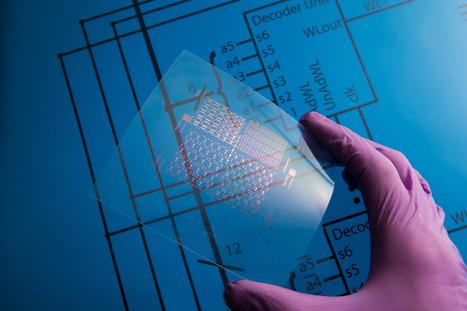 Fabricación de la electrónica flexible mediante impresión | Elo | Scoop.it