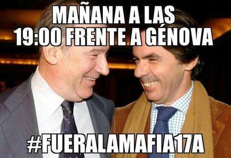 #FueraLaMafia17A No es RATO SOLO... es TODO el PP - MAÑANA 19h ¡¡¡ TODOS a GÉNOVA !!!   La R-Evolución de ARMAK   Scoop.it