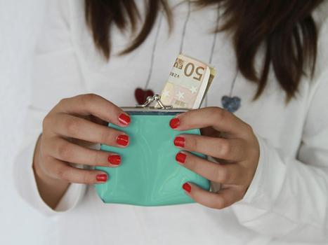 l'infographie du jour : comment la génération y gère-t-elle son argent ? | La Boîte à Y d'A3CV-A3ConseilRh | Scoop.it