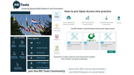 RRI Tools: fostering Responsible Research and Innovation   Agricultural Information Management Standards (AIMS)   Marine Litter Updates   Scoop.it