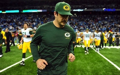 Aaron Rodgers ruled out for Week 14 against Falcons | Whats wrong with football? | Scoop.it