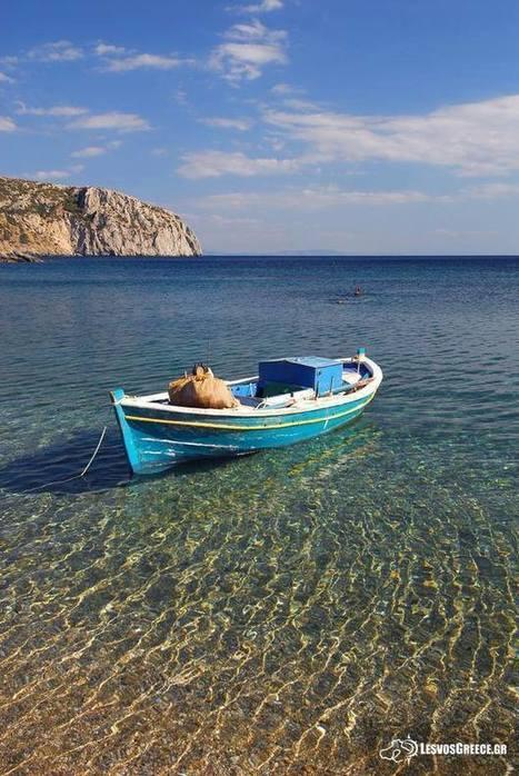 10 υπέροχες παραλίες στην Λέσβο #beach, #Lesvos #Greece | travelling 2 Greece | Scoop.it
