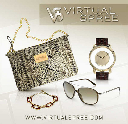 Virtual Spree – Exclusive Online Luxury - TheTopTier - The Best in Luxury and Affluence | CRM in luxury industry | Scoop.it