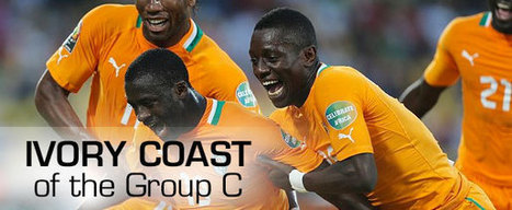 Bet The World Cup - The Ivory Coast of Group C! | Bet the World Cup | News Bet The World Cup | Scoop.it