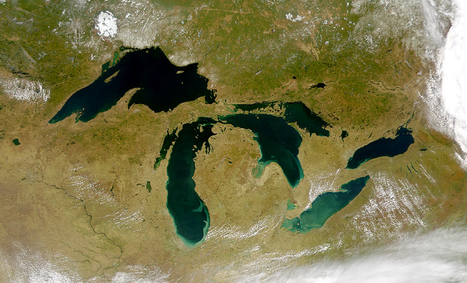 8) Great Lakes - St. Lawrence Lowlands | Language Arts | Scoop.it