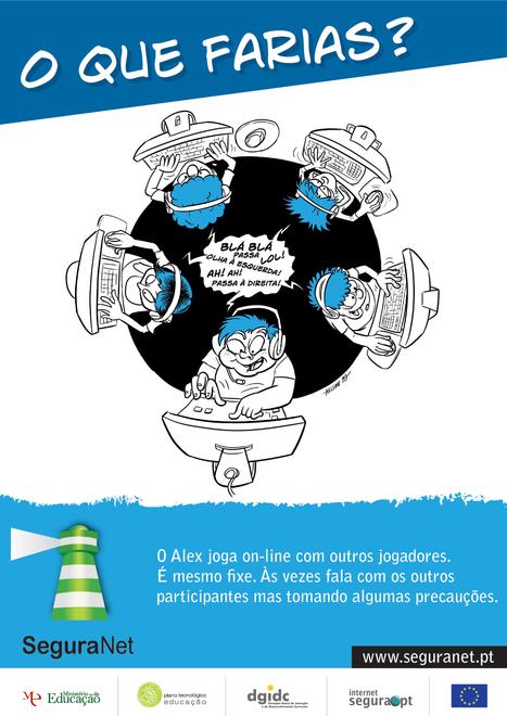 SeguraNet - Alertas 2010-11 | Segurança na Internet | Scoop.it