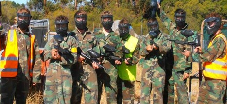 Paintballing Perth   Paintball Perth   Scoop.it