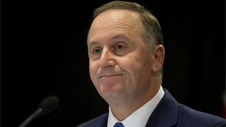 New Zealand Prime Minister John Key in surprise resignation - BBC News | harismartan22 | Scoop.it