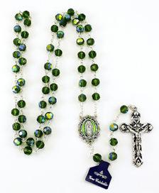 Crystal Beads Rosary, Casual Beads Rosary | Catholic Jewelery | Scoop.it