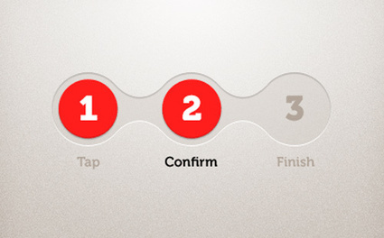 Creative Progress Bars: 50+ Examples And PSDs | Web Designing Pictomedia | Scoop.it