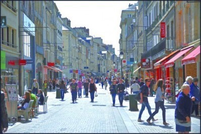 "La Ville ne ""tue"" pas le commerce du centre-ville 