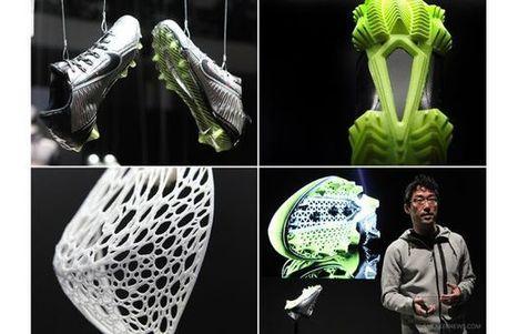 Sneaker News on How 3D Printing Can Change the Future of Nike Footwear   SneakerNews   Scoop.it
