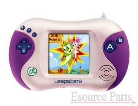 Leapfrog Leapster2 Learning Game System - Pink | Electronic Stores in Mississauga - electronics parts mississauga | Scoop.it